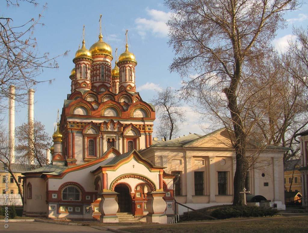 фото ЗакС политика В московском храме злоумышленник ранил двух прихожан