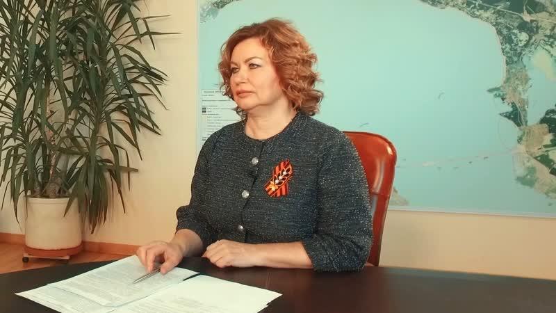 фото ЗакС политика Глава Курортного района уличила недовольных жителей в отработке западных денег