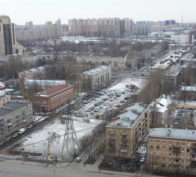 фото ЗакС политика В районе Ланской появился новый переулок