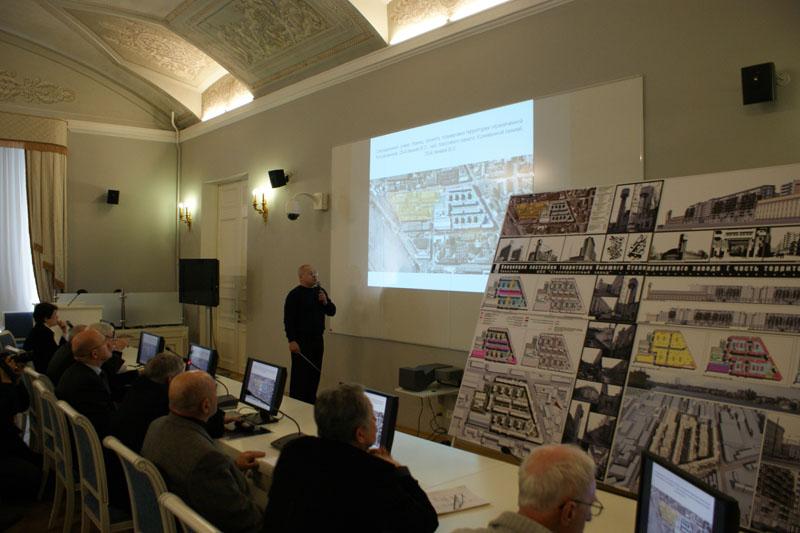 фото ЗакС политика Градостроительный совет заседает дистанционно