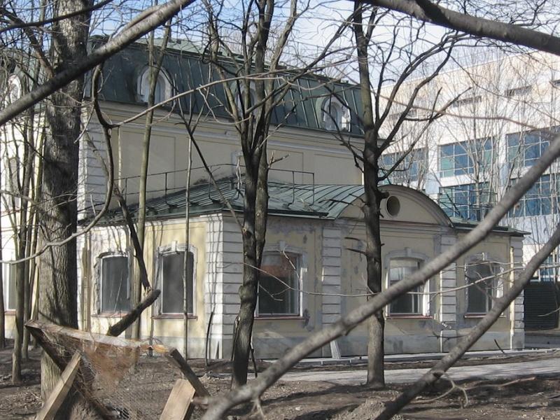 фото ЗакС политика В историческом доме на Крестовском острове выявили несанкционированные работы