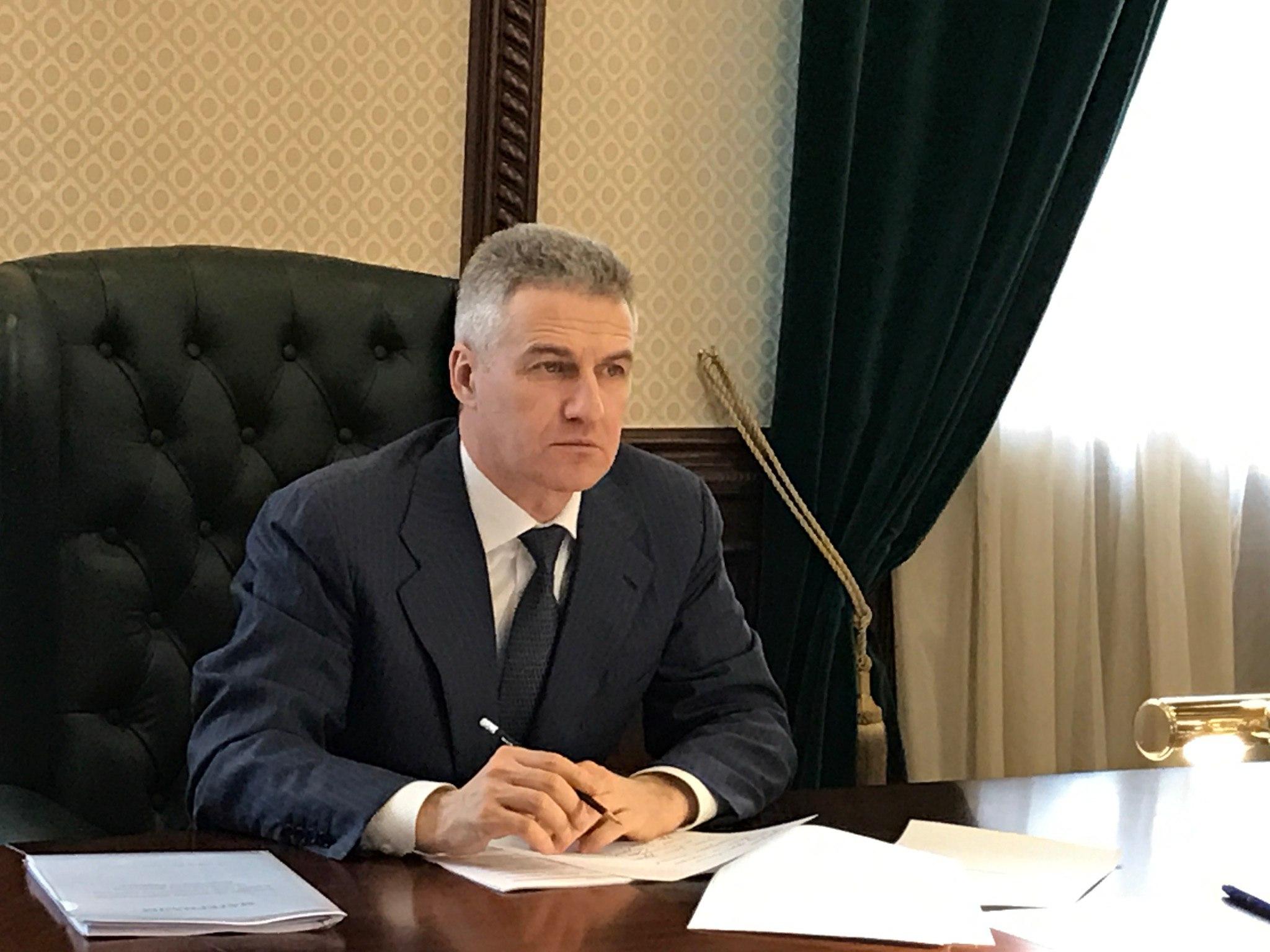 фото ЗакС политика Глава Карелии объявил о введении режима самоизоляции