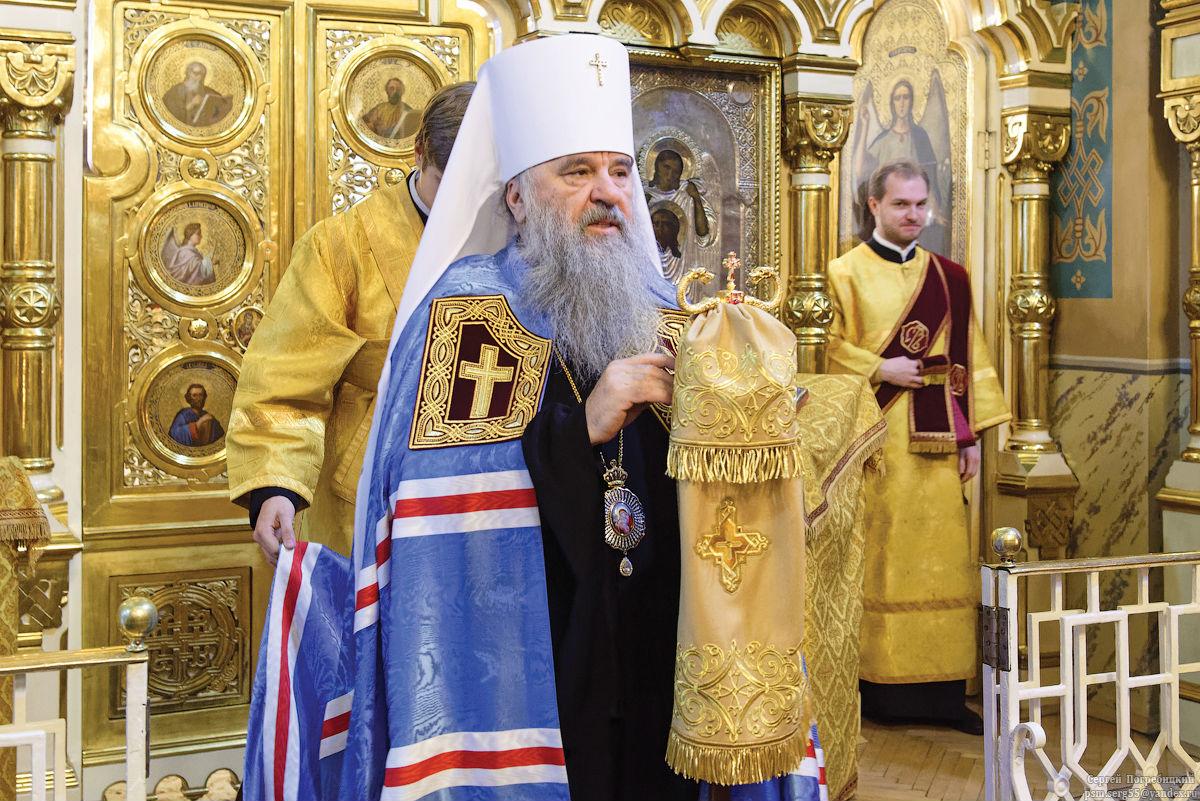 фото ЗакС политика Митрополит Варсонофий с иконой пролетел над Петербургом