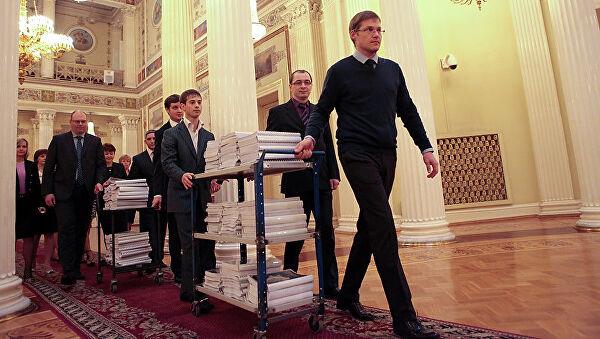 фото ЗакС политика Петербург вошел в список субъектов РФ с самыми открытыми бюджетами