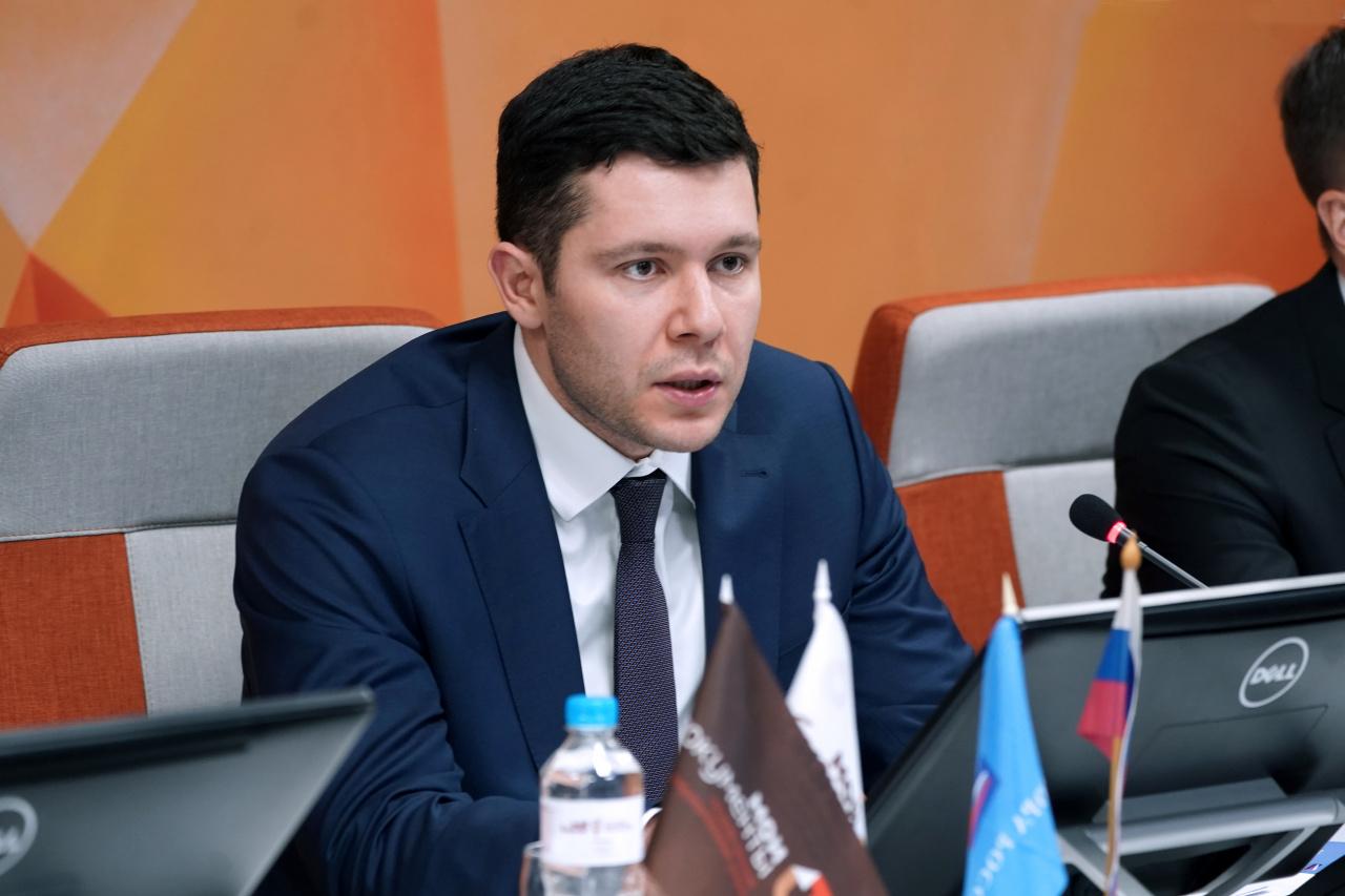 фото ЗакС политика Калининградский губернатор решил заочно подискутировать с руководством США