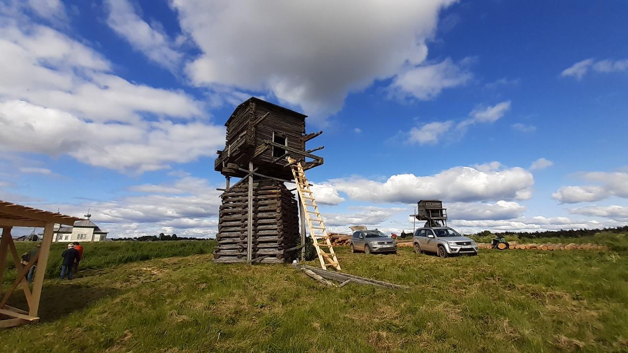 фото ЗакС политика Фонд Варламова собирает деньги на ремонт мельницы в Архангельской области