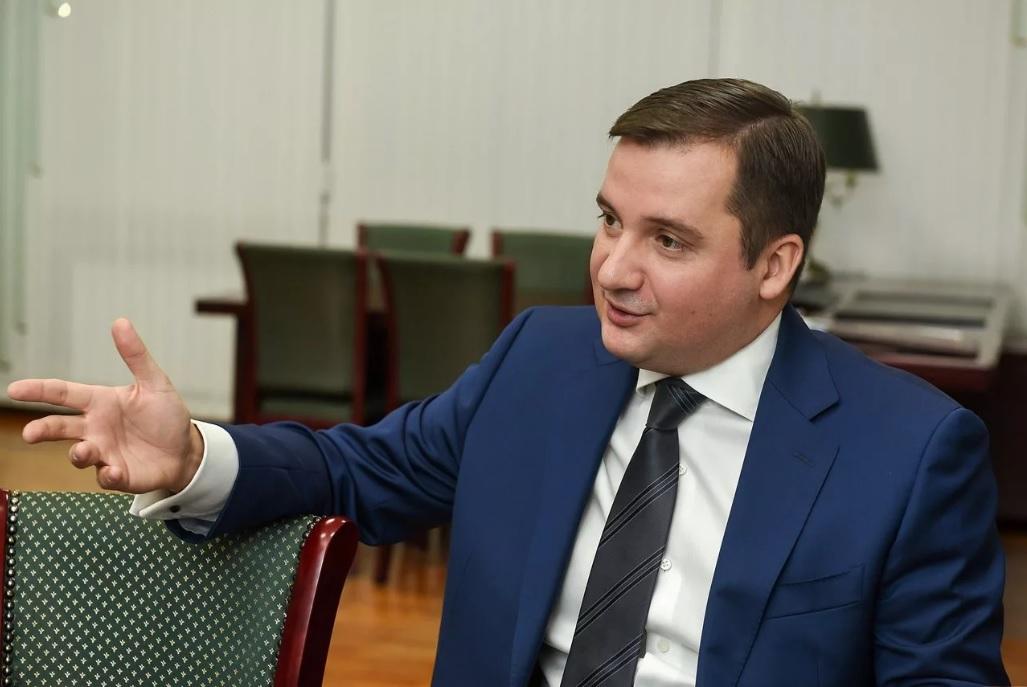 фото ЗакС политика Единороссы выдвинули врио главы Архангельской области Цыбульского на осенние выборы