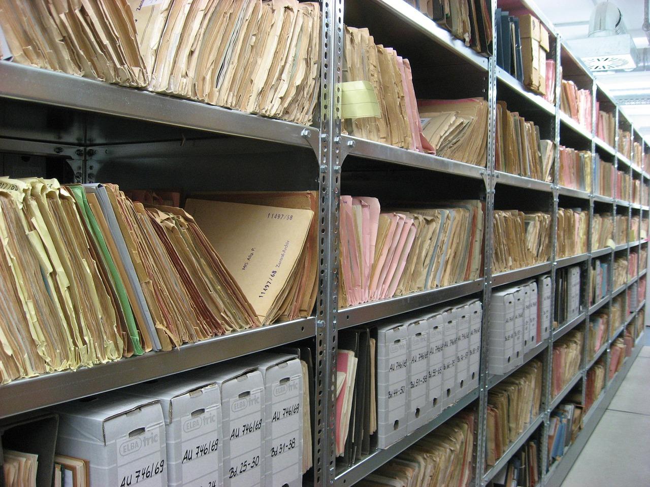 фото ЗакС политика Более половины архивных документов Ленобласти перевезут в новое здание