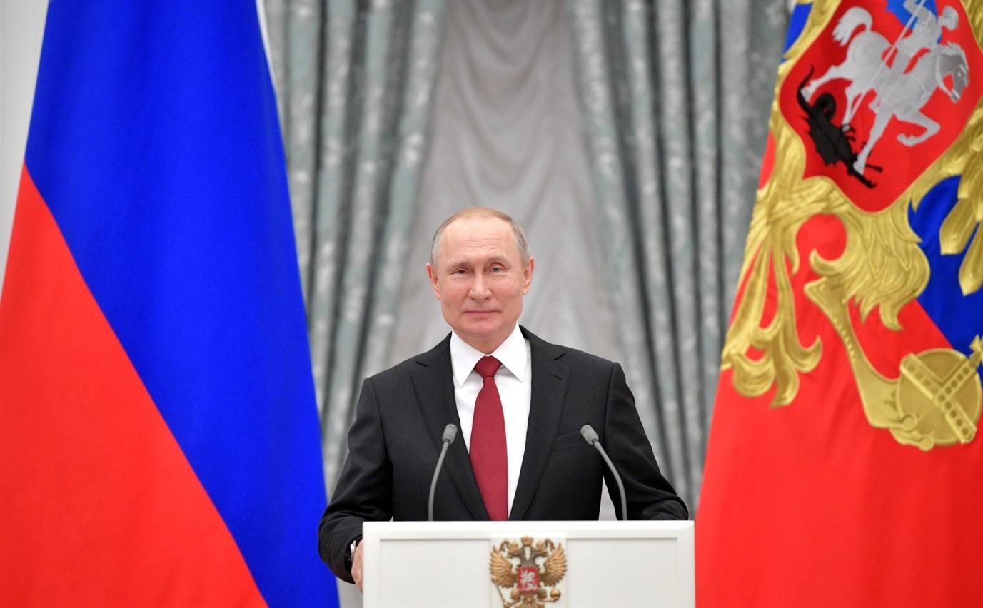 """Ежегодная пресс-конференция Путина пройдет в """"необычном формате"""""""