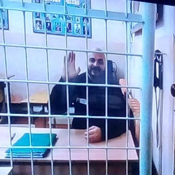 фото ЗакС политика Националиста Тесака нашли мертвым в камере