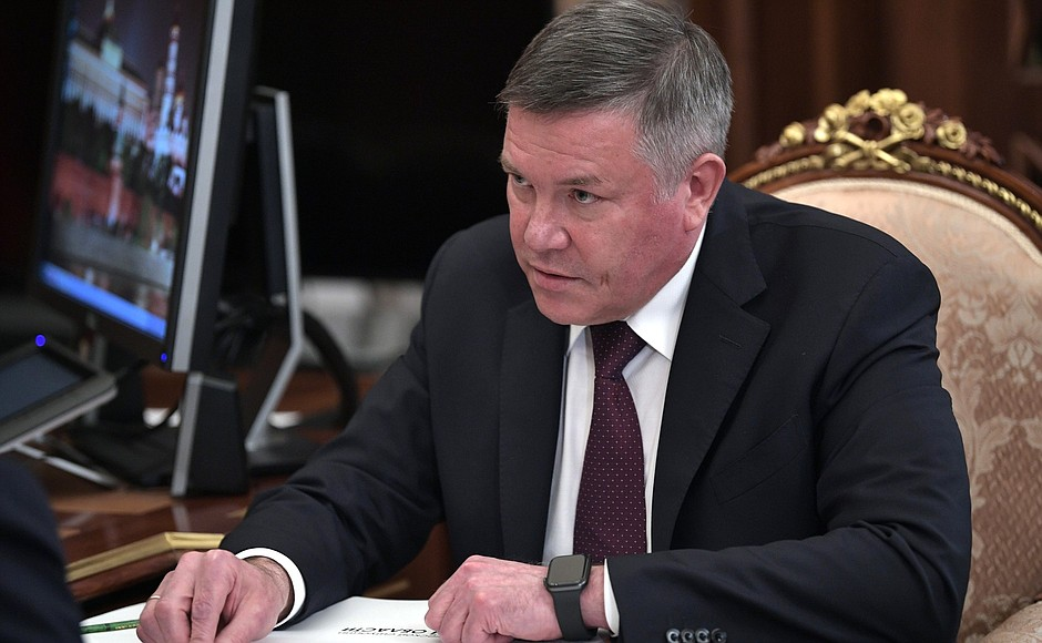 фото ЗакС политика Вологодский губернатор объявил о выходе региона на плато по коронавирусу