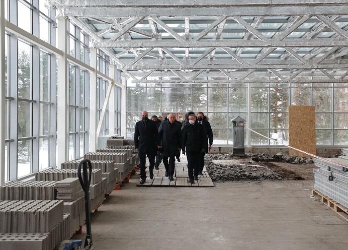 Сестрорецкую больницу № 40 реконструируют до конца года