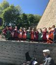 фото ЗакС политика Муниципалы Красненькой речки наладят культурный обмен между молодежью Петербурга и Нарвы
