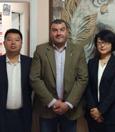 фото ЗакС политика Муниципалы Красненькой речки договорились о культурном обмене с Китаем