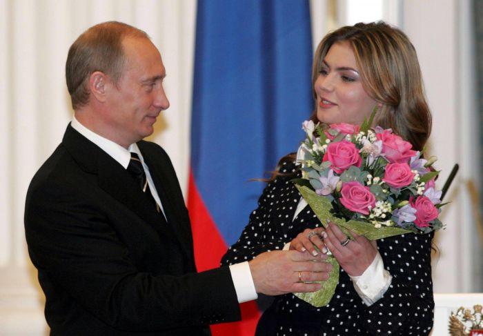Путин Владимир Владимирович и Кабаева последние новости фото
