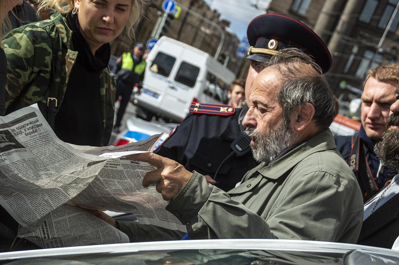 фото ЗакС политика Вишневский подал в полицию заявление о клевете