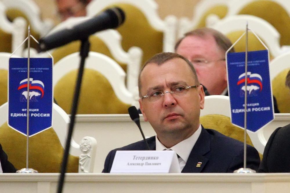 фото ЗакС политика Скончался депутат ЗакСа Павел Зеленков