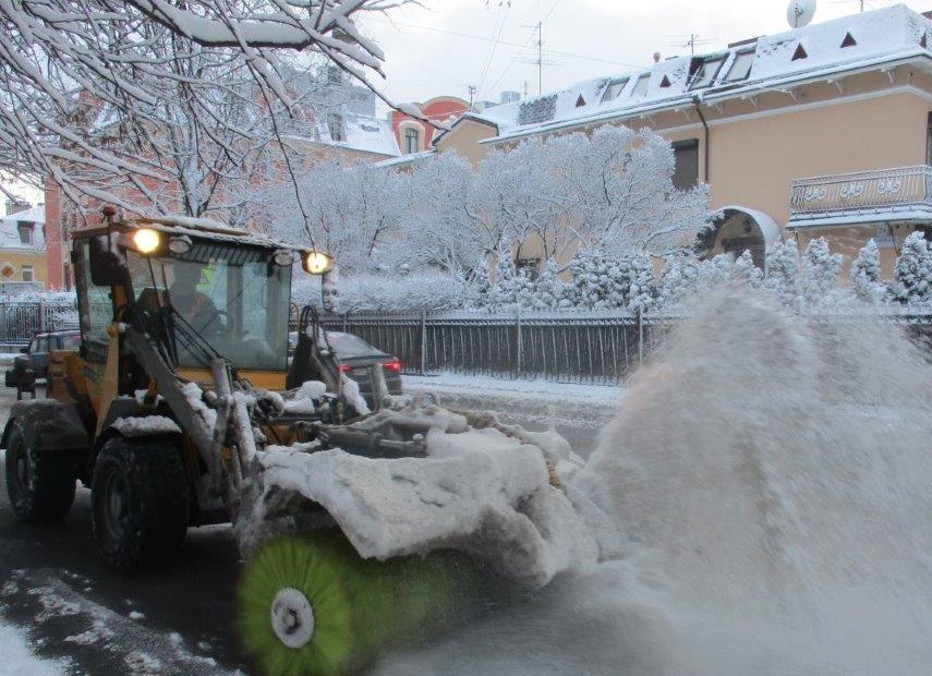 фото ЗакС политика Глава Коми попросил жителей простить его правительству плохую уборку снега