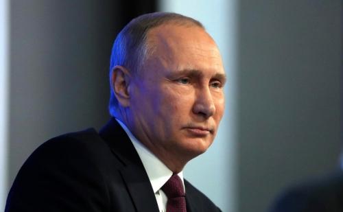 """фото ЗакС политика """"Хочу поладить с Россией"""": Трамп заявил, что встретится с Путиным на саммите G20"""
