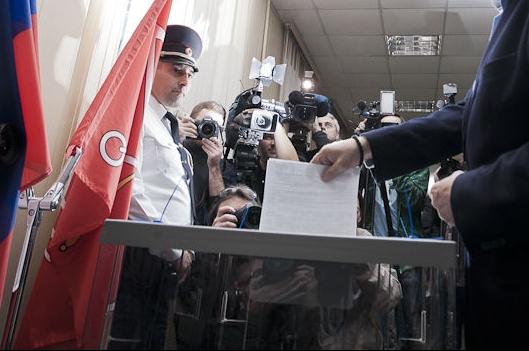 """фото ЗакС политика В Центральном районе не вводят итоги голосования в ГАС """"Выборы"""""""