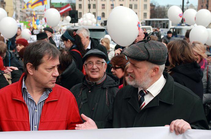 фото ЗакС политика Смольный не согласовал проведение первомайских шествий за свободные выборы