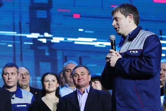 Работник Горьковского автозавода, спросивший В.Путина овыборах, будет депутатом нижегородского Заксобрания