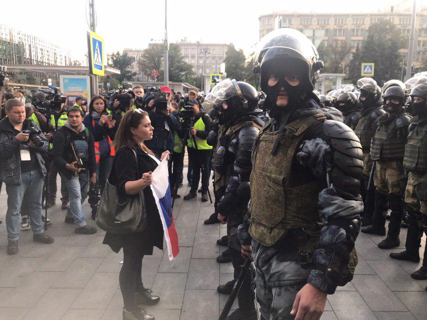 фото ЗакС политика Чебоксарским студентам запрещают ходить на митинги