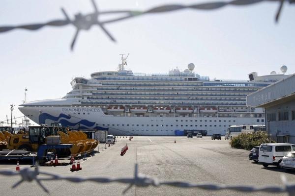фото ЗакС политика Ещё один отдыхающий на лайнере Diamond Princess россиянин заразился коронавирусом