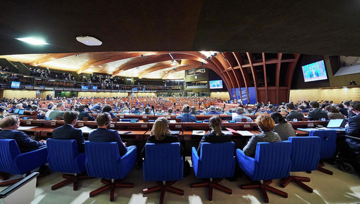 фото ЗакС политика Семь стран покинули ПАСЕ после восстановления РФ в правах