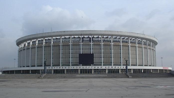 """фото ЗакС политика """"Стройтрансгаз"""" разместил тендер на снос СКК """"Петербургский"""""""