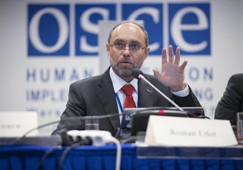"""фото ЗакС политика В СПЧ выразили обеспокоенность задержанием члена """"Голоса"""" Удота"""