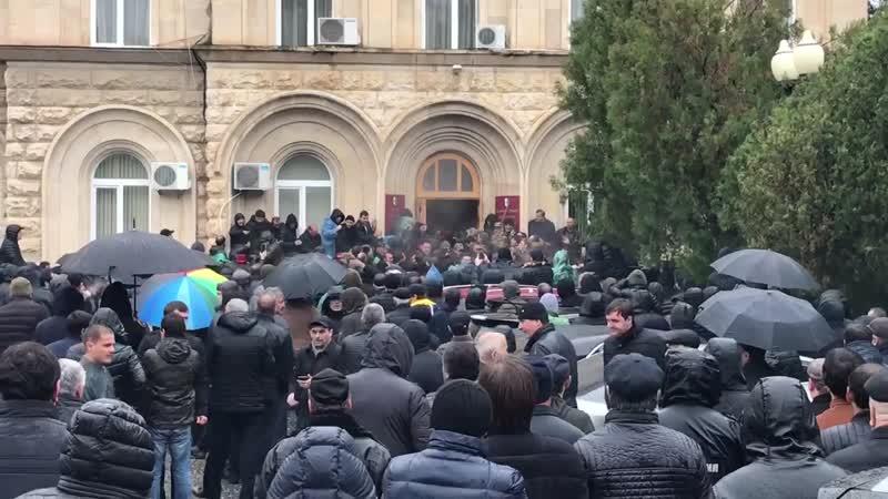 фото ЗакС политика Экс-куратор Украины в Кремле решил учредить собственную партию в Абхазии