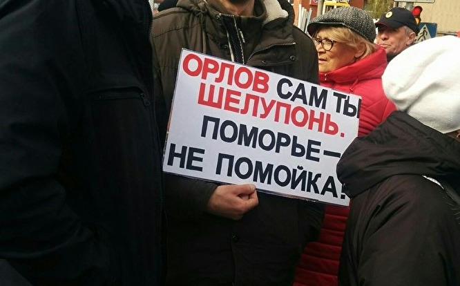фото ЗакС политика Неизвестный обстрелял авто активистки, выступающей против свалки в Шиесе