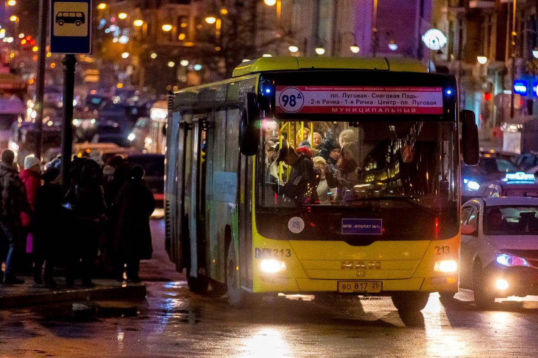 фото ЗакС политика Губернатор Приморья запретил иностранцам работать на общественном транспорте