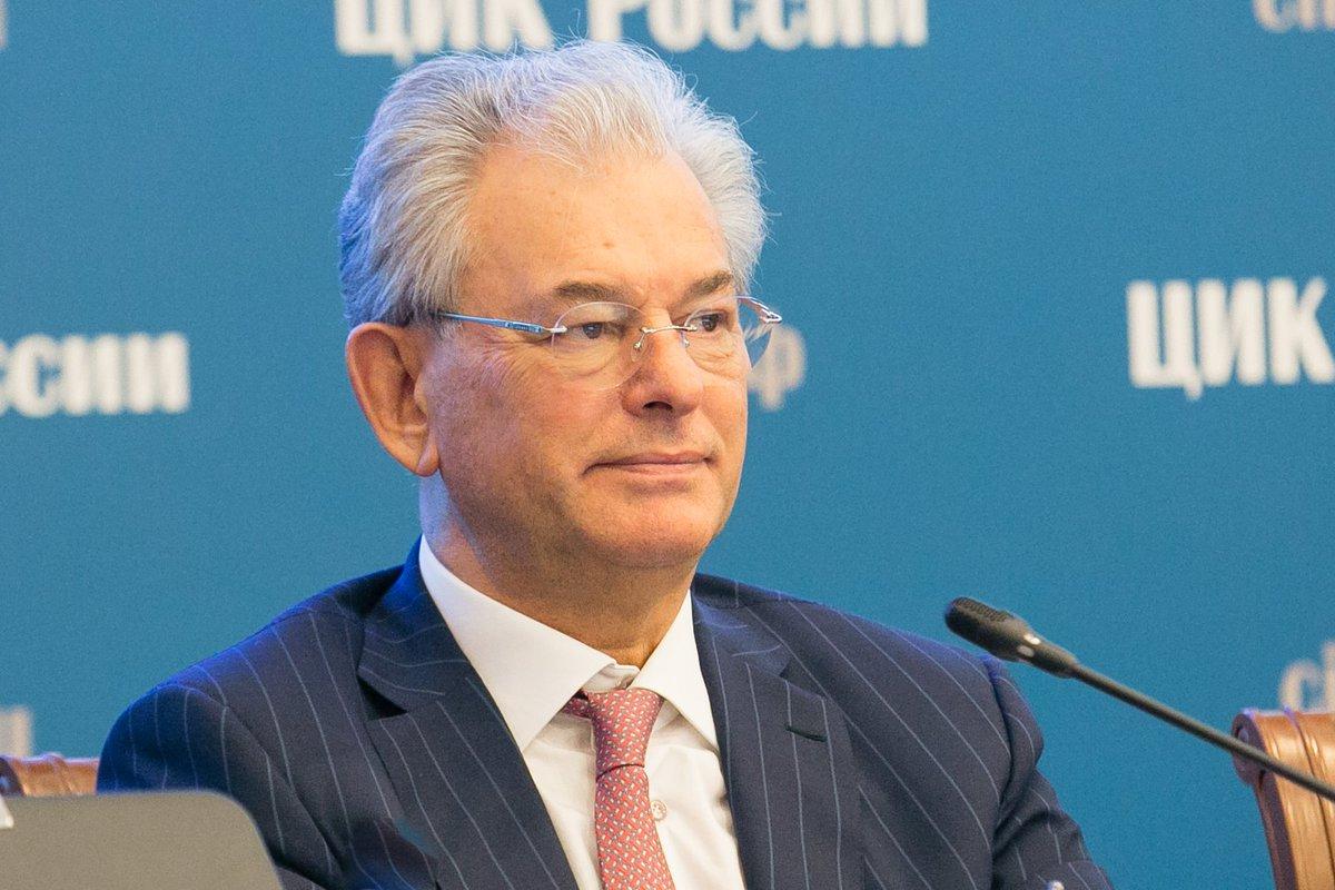 ЗакС политика Путин наградил зампреда ЦИК Булаева орденом