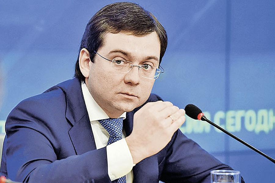 фото ЗакС политика Врио главы Мурманской области уволил министра здравоохранения региона