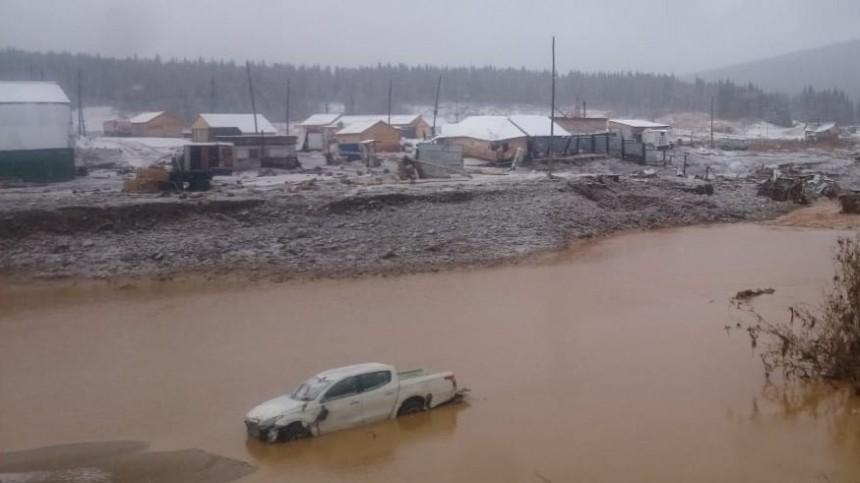 фото ЗакС политика Семьям погибших при прорыве дамбы горняков выплатят по миллиону рублей