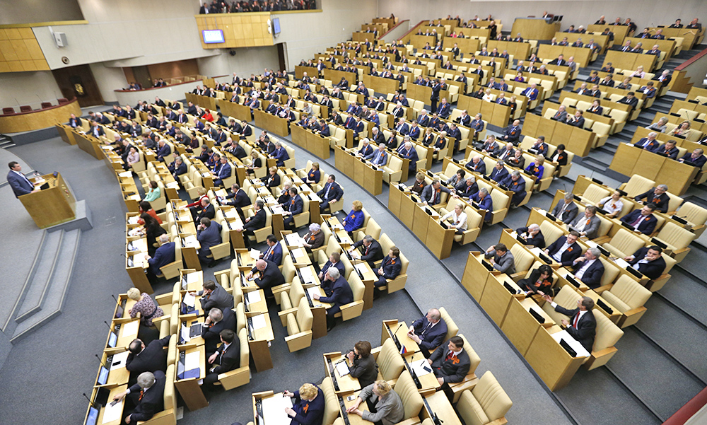 Проблемы в экономике и низкий рейтинг ЕР: в Кремле объяснили отказ от досрочных выборов в Госдуму