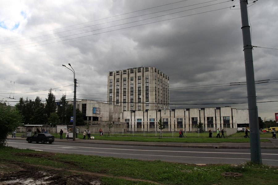 фото ЗакС политика Строительство нового корпуса НИИ Джанелидзе обойдется в 3,4 млрд рублей