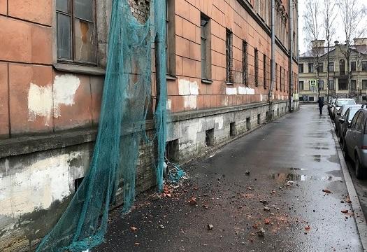 фото ЗакС политика КГИОП вверят ремонт фасадов исторических зданий