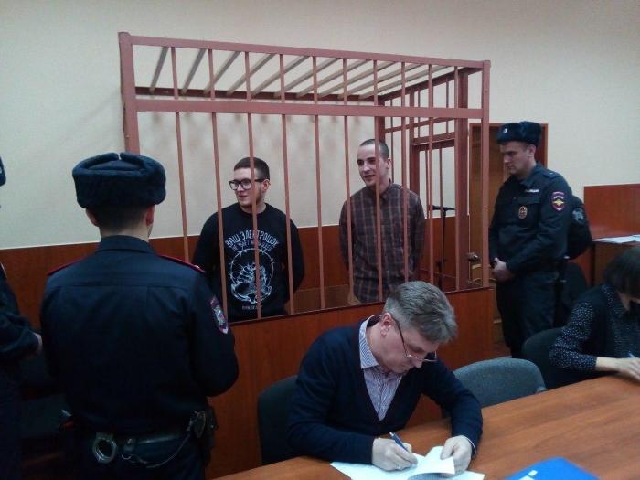 фото ЗакС политика Филинкова и Бояршинова не привезли в суд по их делу