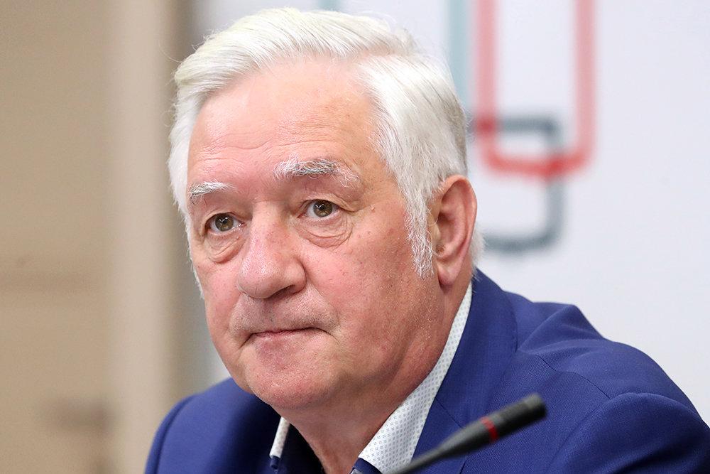 фото ЗакС политика Умер бывший руководитель Мосгоризбиркома Валентин Горбунов