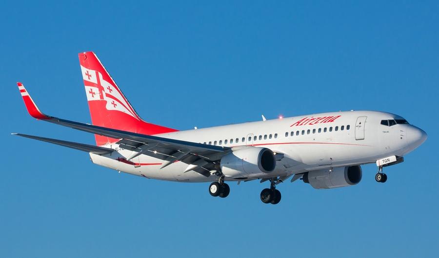 фото ЗакС политика Авиакомпании потеряют 3 млрд рублей из-за запрета на перелет в Грузию