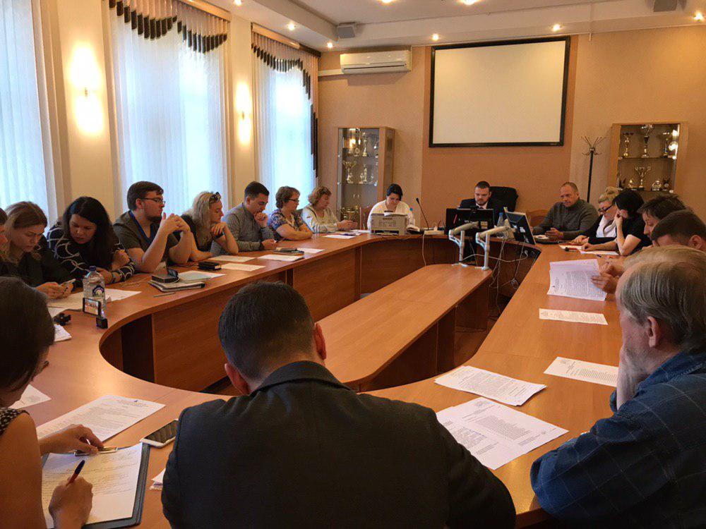 фото ЗакС политика ИКМО «Смольнинское» собралась на заседание для утверждения итогов выборов