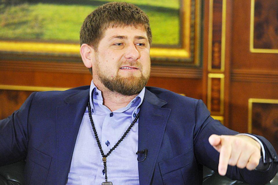 фото ЗакС политика Кадыров разочаровался в Зеленском, заявившем о намерении вернуть Крым