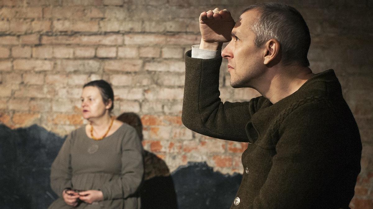 """фото ЗакС политика Центр """"Э"""" ищет экстремизм в спектакле """"Театра.doc"""" о любви в послевоенном Калининграде"""