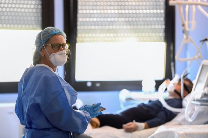 фото ЗакС политика В Пскове скончался пациент с коронавирусом