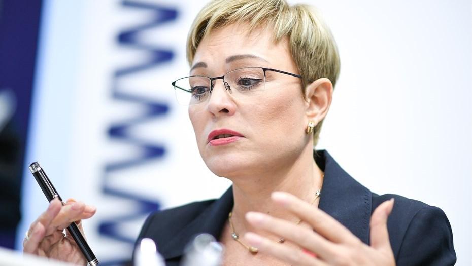 фото ЗакС политика СМИ: Марина Ковтун станет сенатором Совфеда от Мурманской области