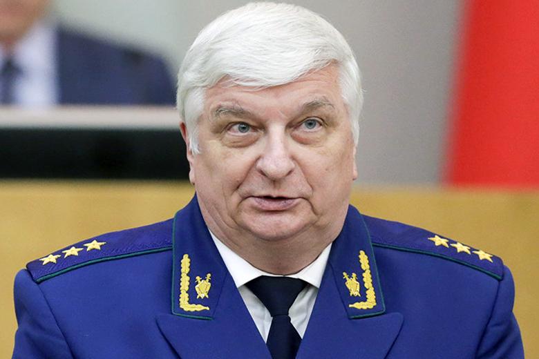 фото ЗакС политика Замгенпрокурора РФ Малиновский подал в отставку