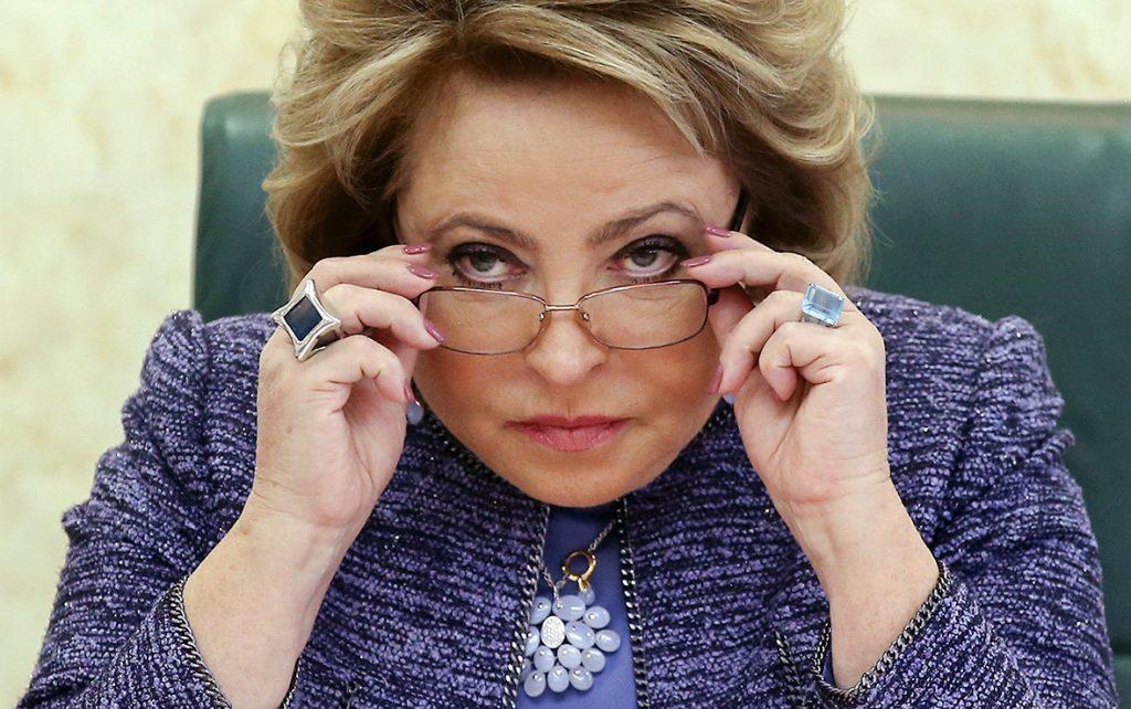 фото ЗакС политика Беглов подписал постановление о продлении полномочий Матвиенко в Совфеде